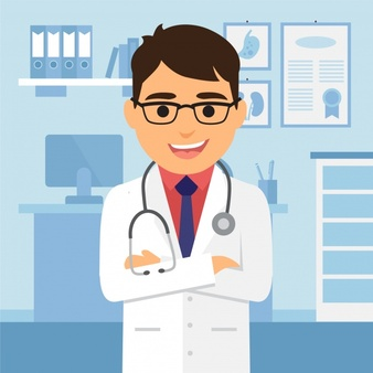 Welcome Doctor Male